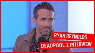 Ryan Reynolds REALLY loves Zayn Malik!
