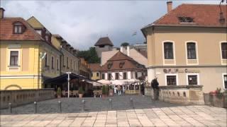 Eger Hungary  city photos gallery : Eger main square, Hungary