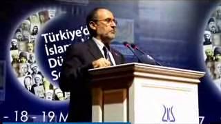 Türkiye'de İslamcılık Düşüncesi Sempozyumu ZKS'de Başladı