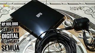 Download Video Antena TV Digital DVB T2 Toyosaki AIO 220 Siaran Digital OK & Analog... MP3 3GP MP4