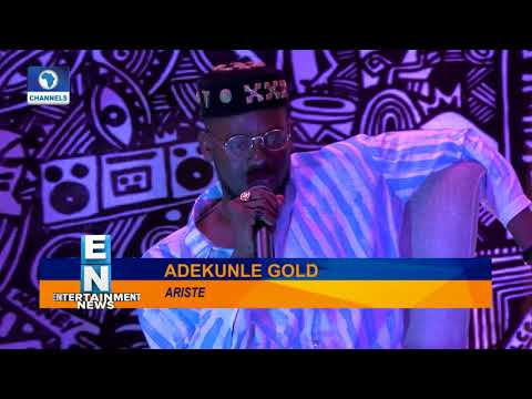 Adekunle Gold Shares True Story About His Mother's Struggles In Life  | EN |