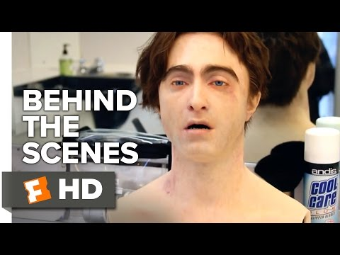 Swiss Army Man Behind the Scenes - All the Bodies (2016) - Daniel Radcliffe Movie