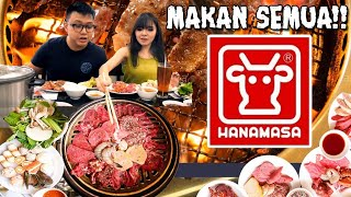 Video Makan Di HANAMASA SEPUASNYA & Tips Makan All You Can Eat !! MP3, 3GP, MP4, WEBM, AVI, FLV Maret 2018
