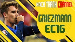 [MỖI TUẦN MỘT DANH THỦ][FIFA ONLINE 3] ANTOINE GRIEZMANN EC16, fifa online 3, fo3, video fifa online 3