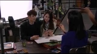 Video CNBLUE Minhyuk & Krystal - Behind The Kiss (full) MP3, 3GP, MP4, WEBM, AVI, FLV November 2017