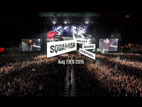 Squamish Valley Music Festival 2015 | Recap Video | #SVMF