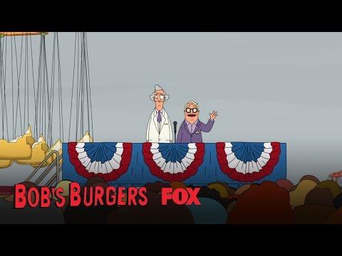 Bob's Burgers 5.04 (Clip 'Turkey Town Festival')