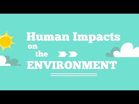 5 ways in which the human or environmental problem impacts on the community Ways in which environment or human problems impacts on community life orientation in 40 to 45 lines critically discuss five ways in which the human or environmental problem impacts problem impacts on the communityprovide relevant sources to support your claims.