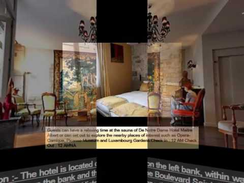 Hotel De Notre Dame Paris | One Of The Best Paris Hotel And Its Pictures And Info