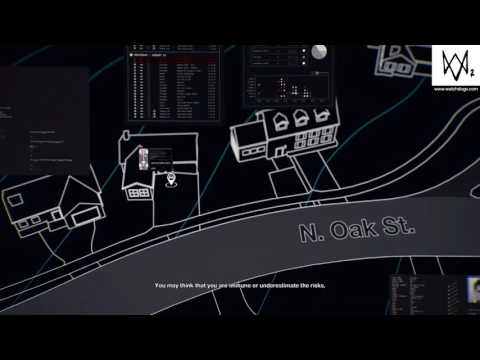 Watch dogs 2 | the internet of things