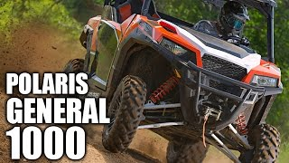 1. TEST RIDE: Polaris General 1000