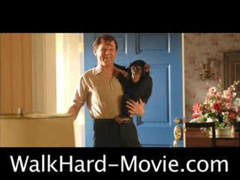 Walk Hard: The Dewey Cox Story (Clip - 'Leave Me My Monkey')