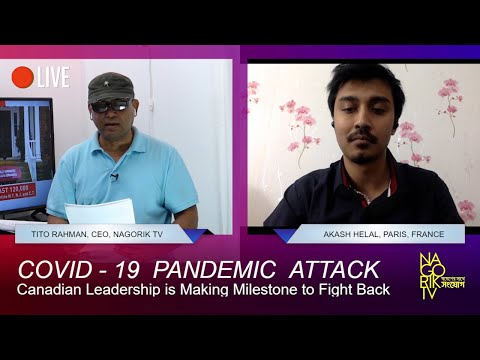 TALKSHOW COVID -19 PANDEMIC ATTACK Episode - 5