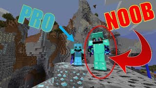 "Download Video ""PRO Membantu NOOB sampai menemukan FULL DIAMOND"" Noob Survival Minecraft Indonesia #85 MP3 3GP MP4"