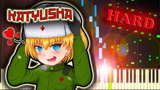 Video KATYUSHA - Piano Tutorial MP3, 3GP, MP4, WEBM, AVI, FLV Juni 2018