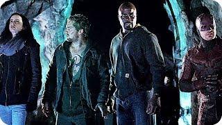 Marvels The Defenders Season 1 Trailer - 2017 Marvel Netflix SeriesSubscribe: http://www.youtube.com/subscription_center?add_user=serientrailermpFolgt uns bei Facebook: https://www.facebook.com/SerienBeiMoviepilotAlle Infos zu Marvels The Defenders Staffel 1: http://www.moviepilot.de/serie/marvels-the-defendersIn The Defenders werden die Helden aus dem Hause Marvel namens Daredevil, Jessica Jones, Luke Cage und Iron Fist aufeinandertreffen. Im Vorfeld wurden die Figuren in den Netflix-Marvel-Serien vorgestellt und mussten jeweils einen Kampf gegen einen Schurken bestehen. Welche Aufgabe sie gemeinsam lösen werden, ist noch unbekannt.