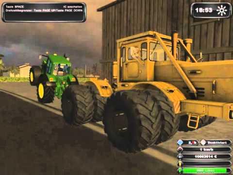 Landwirtschafts Simulator 2011 - Tractor Pulling