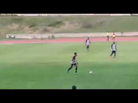 Удар молнии на футболе