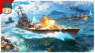 World of Warships - MAYDAY MAYDAY!