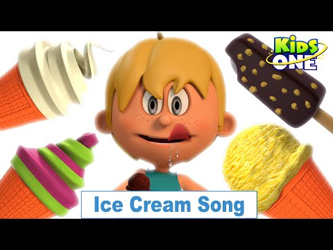 Ice Cream Song | Nursery Rhymes and Songs For Children
