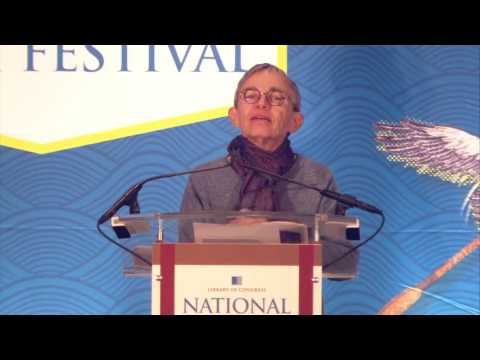 Marilyn Hacker: 2016 National Book Festival