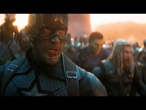 Avengers: Endgame (4/7) - Avengers Assemble - Final Battle Scene (1080p)
