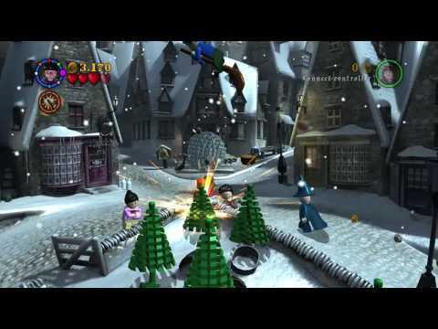Lego Harry Potter Years 1-4 Cheats Xbox