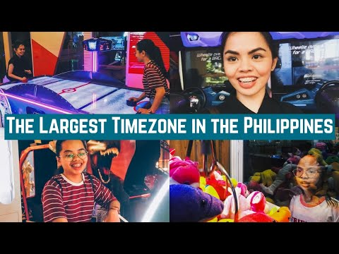 The Largest Timezone In The Philippines | Sobrang Saya!!