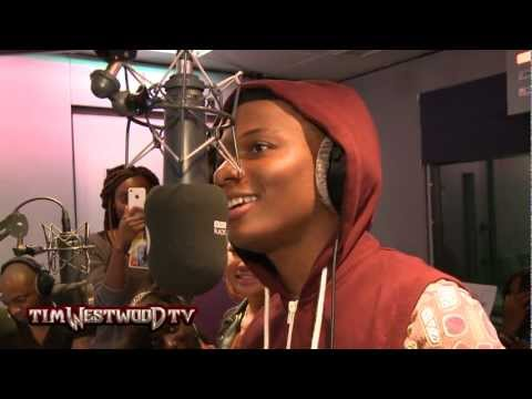 0 VIDEO: WizKid Freeestyle On Tim WestwoodTV Wizkid Tim WestwoodTV