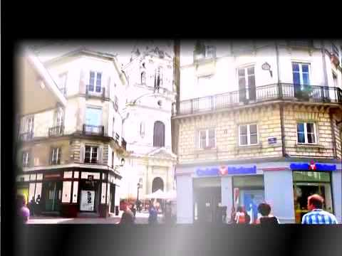 Travel around the world  The city of Nantes, France
