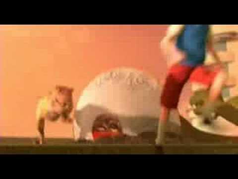 meet the robinsons - dinosour clip