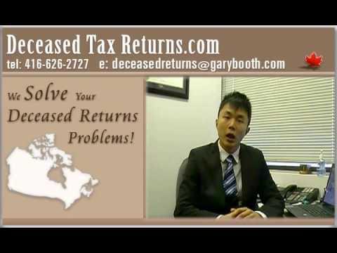 P37 Income Tax Preparation Services in Toronto  | backtaxescanada.ca