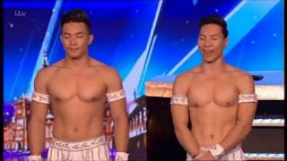 Video BGT 2018 AUDITIONS WK2  - GIANG BROTHERS MP3, 3GP, MP4, WEBM, AVI, FLV Mei 2018