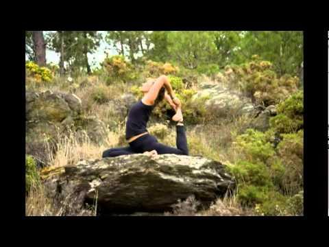 Demostración de Yoga en Imágenes