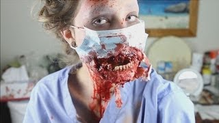 Video Dislocated Jaw Zombie Tutorial Part 2: The Application MP3, 3GP, MP4, WEBM, AVI, FLV November 2018