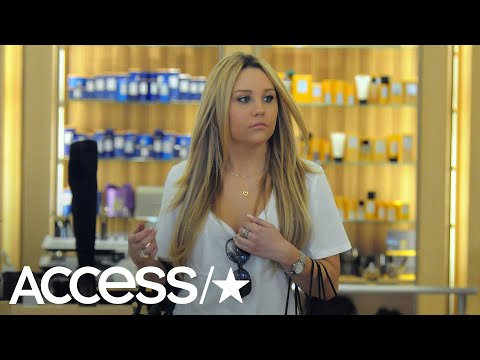 Amanda Bynes Shares Rare Sneak Peek From Her Fashion School Graduation | Access