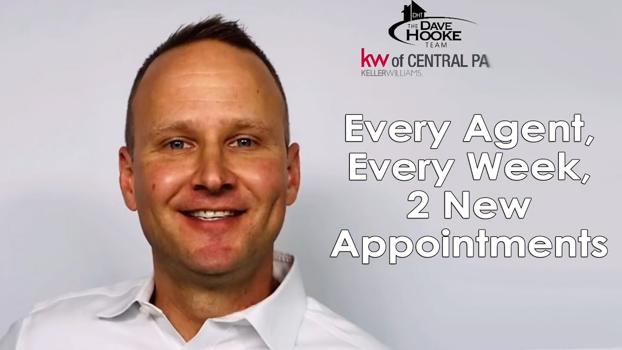 Every Agent, Every Week, 2 New Appointments