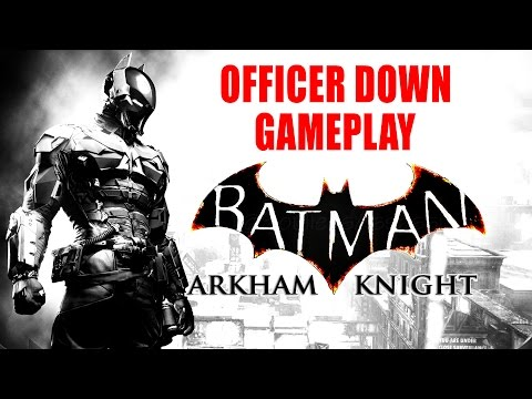 batman arkham knight pc system requirements