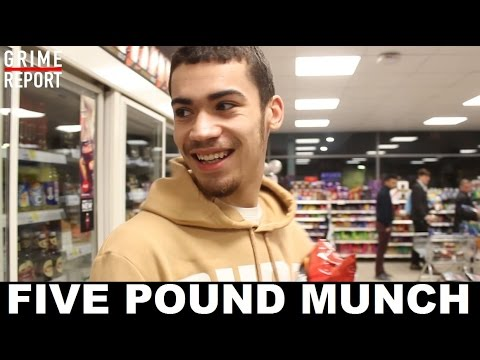 ETS | THE FIVE POUND MUNCH @TheGrimeReport @EtsMTP
