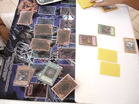 Yugioh Duel Hopeless Dragon vs. Blackwings Sept 09 Game 1
