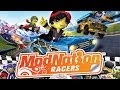 Psp: Modnation Racers Gameplay Hd