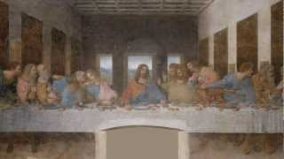 The Setting of the Last Supper