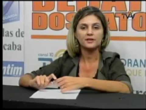 Debate dos Fatos 27/04/2012 parte 05 - Fabíola Alves