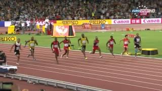 9. Usain Bolt wins the 100m - 2015 World Athletics Championships in Beijing