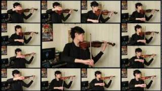 Skyrim Violin Cover - YouTube