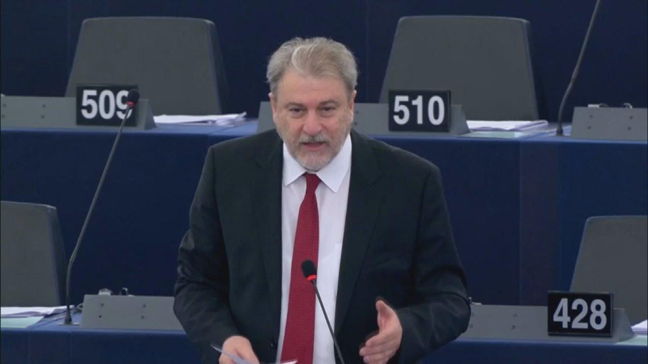 Παρέμβαση του Ν.Μαριά για το θέμα την παράνομης κράτησης των δύο Ελλήνων στρατιωτικών