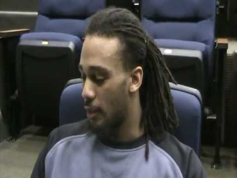 Ishaq Williams Interview 3/31/2012 video.