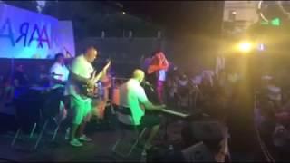 Video Milana Kroka Live Band + Gitana - Ara Fest Plzeň 2017