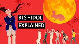 Video BTS - IDOL Explained by a Korean MP3, 3GP, MP4, WEBM, AVI, FLV April 2019