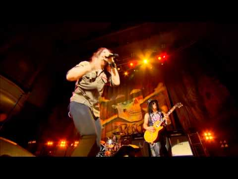 Ghost - Slash Live Made In Stoke 2011 HD
